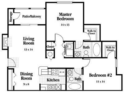 Carter Floor Plan Image