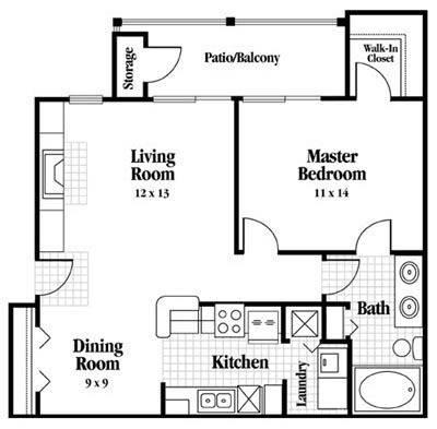Anderson Floor Plan Image
