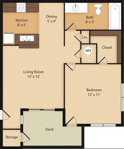 Alpine Floor Plan Image