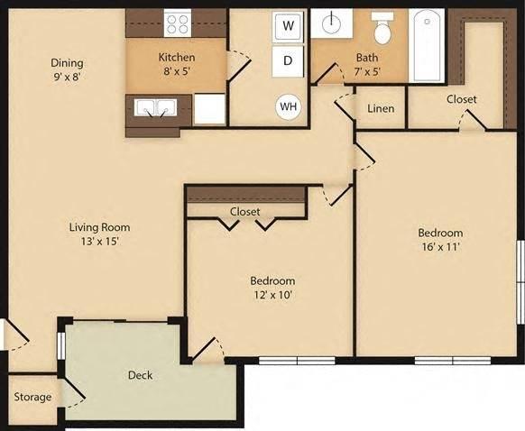 Evergreen Floor Plan Image