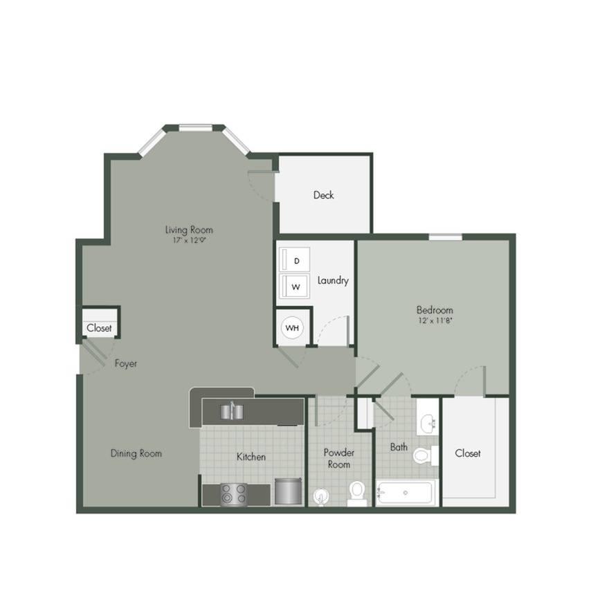 Callaway Floor Plan Image