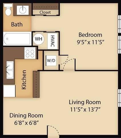 Maple Floor Plan Image