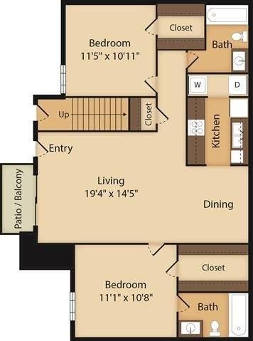 Rivermist Floor Plan Image