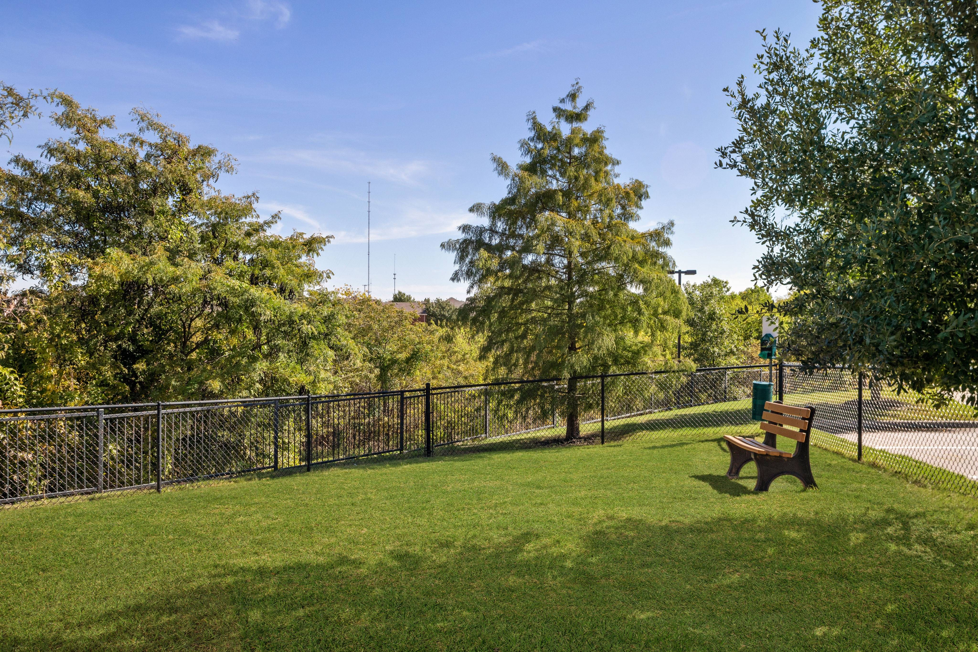 Private Off-Leash Dog Park
