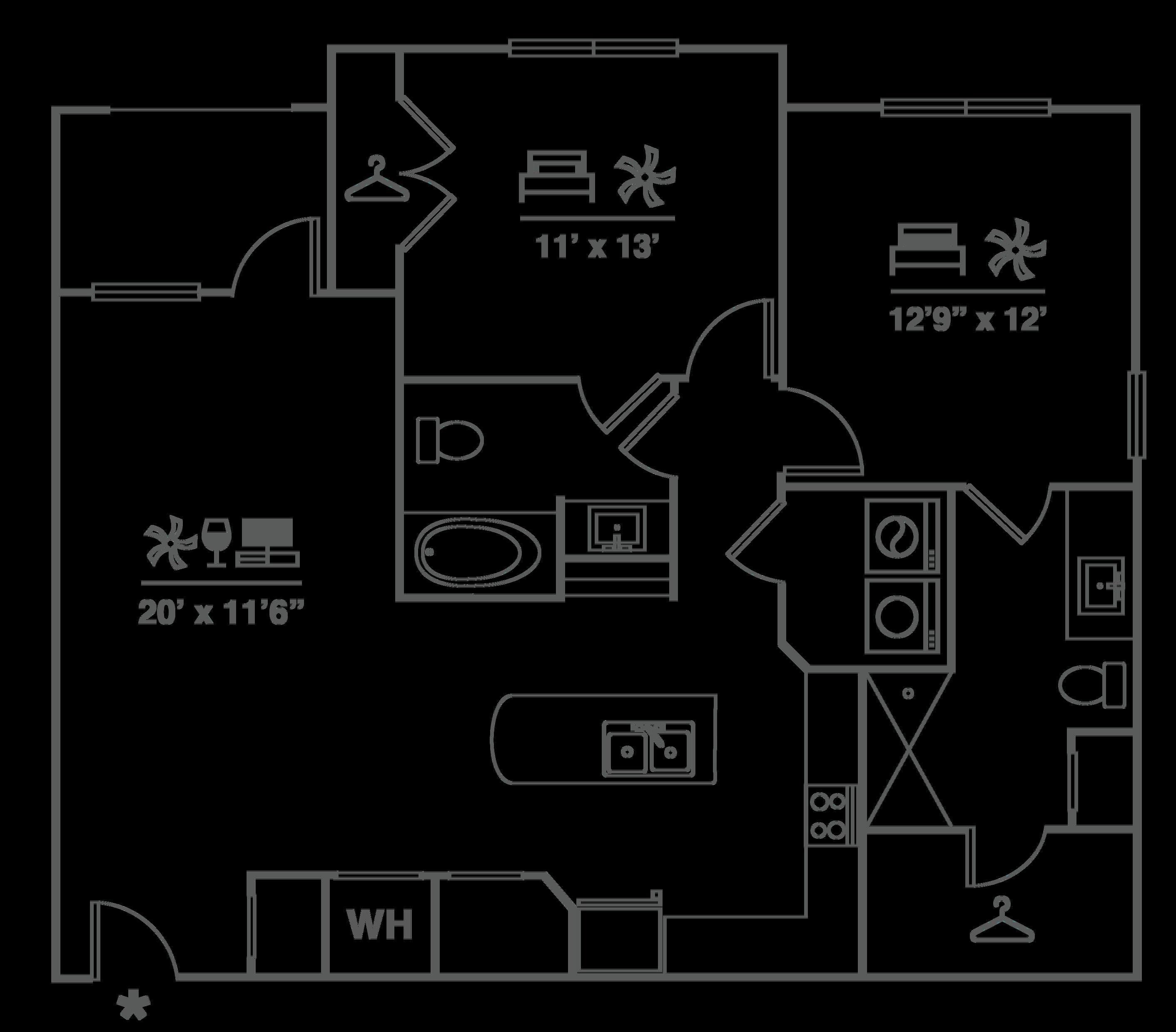 B7 Floor Plan Image
