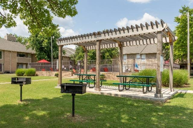 Outdoor Grilling and Picnic Areas