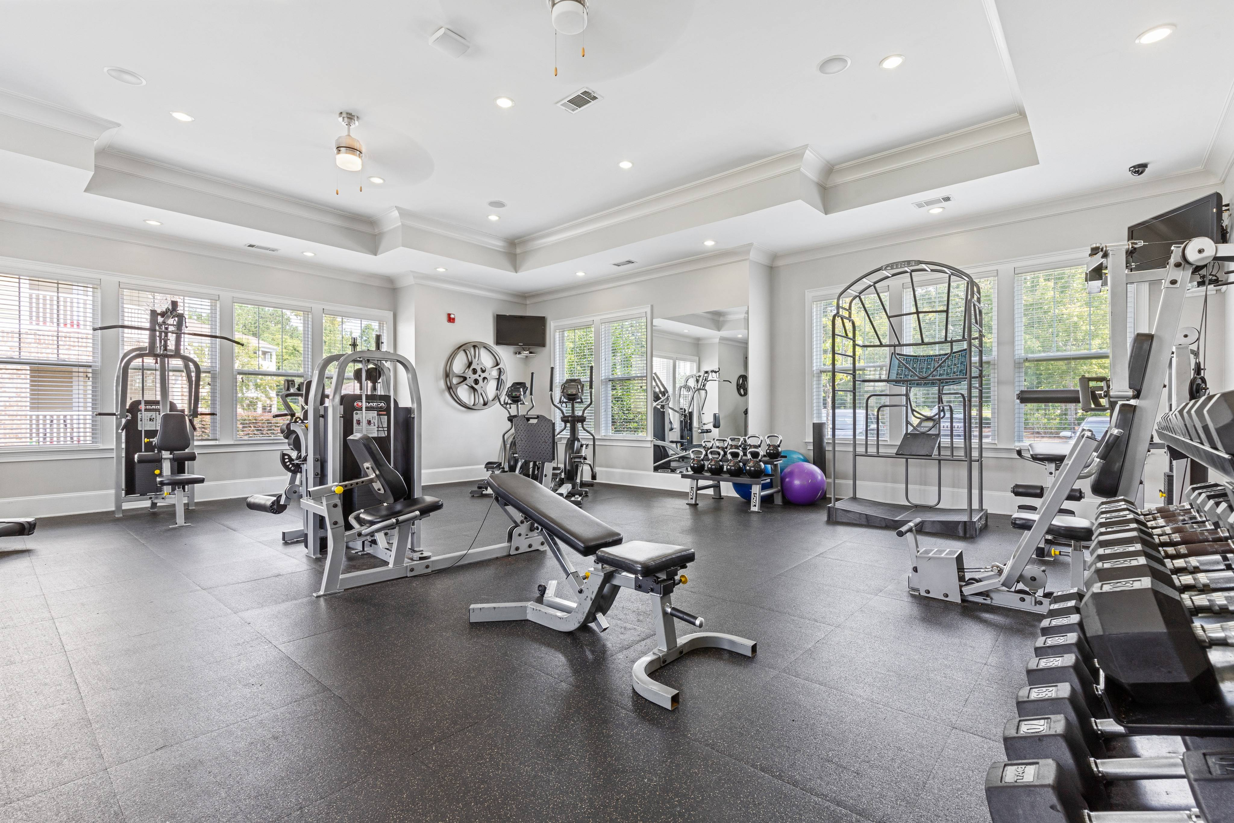 St. James at Goose Creek Fitness Center