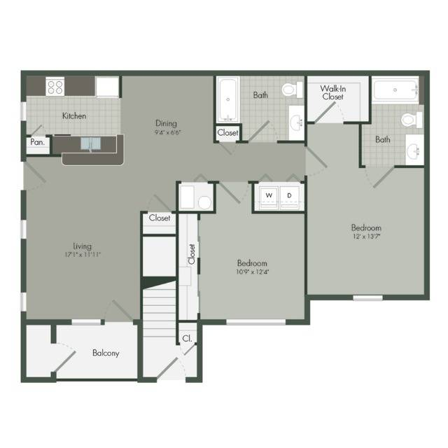 Bayberry Floor Plan Image