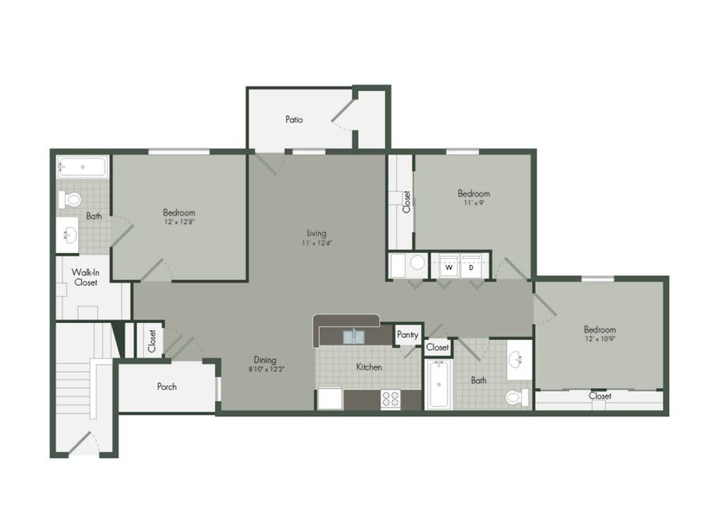 Hawthorn Floor Plan Image