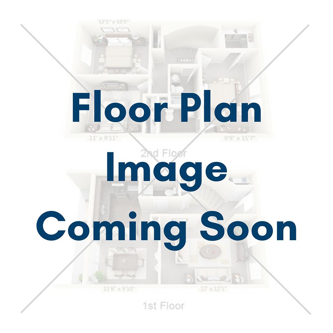 Three Bedroom Townhouse Floor Plan Image Coming Soon