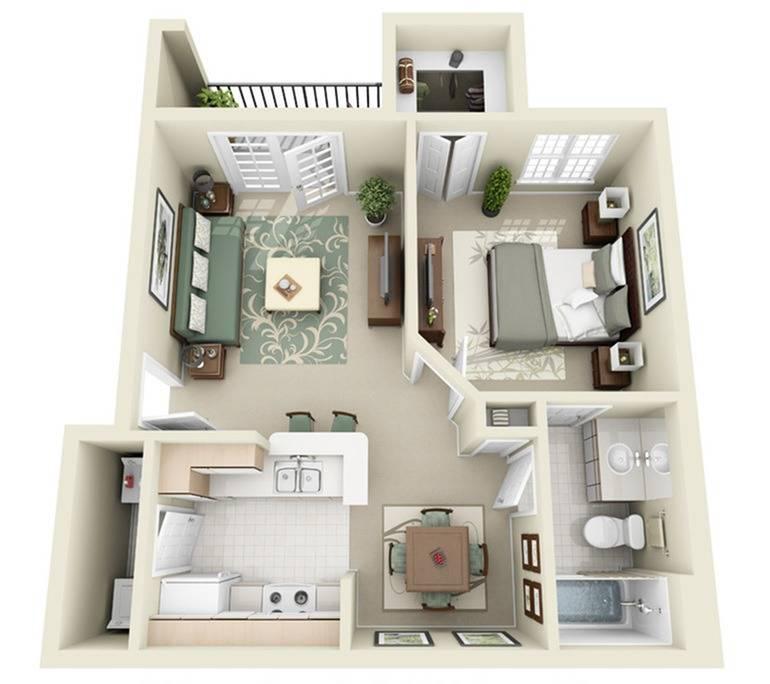 1A Floor Plan Image