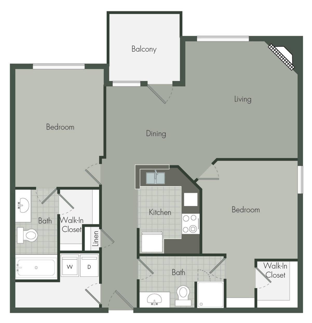 Mississippi Floor Plan Image