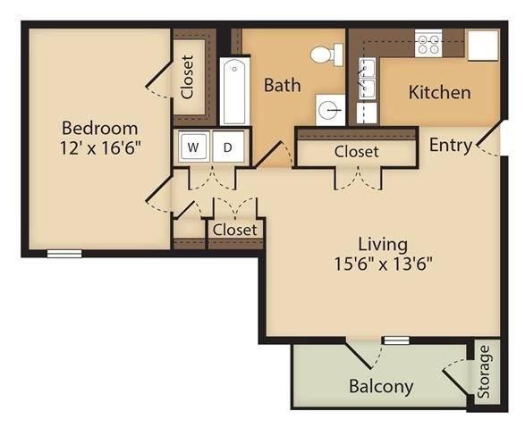 Churchill Floor Plan Image
