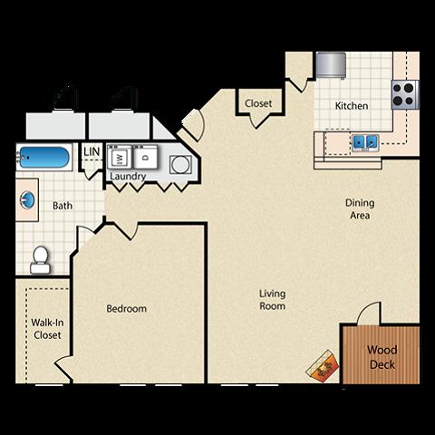 Sweetwater Lake Floor Plan Image