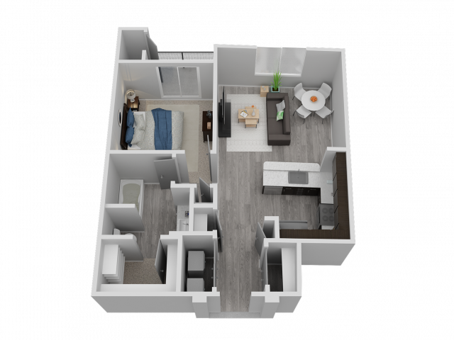 One Bedroom - A5