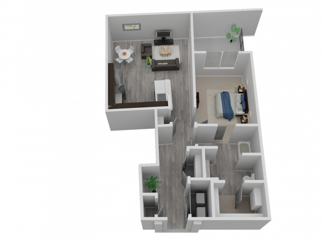 One Bedroom - A6