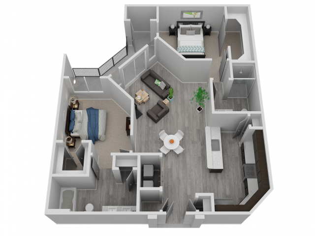 Two Bedroom - B3