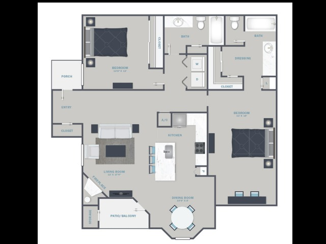 B4U- Reno Package starting Sept. 2021 - White Quartz Countertops and Stainless Steel Appliances