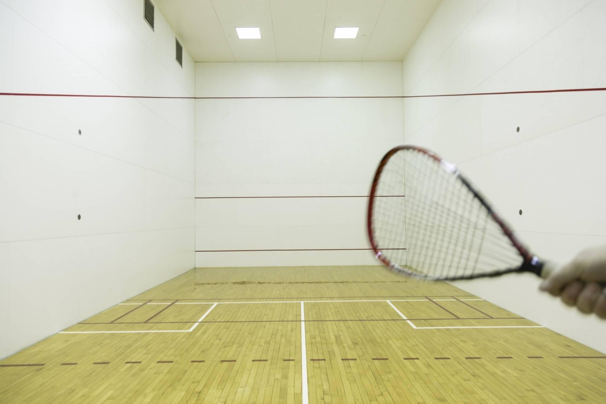 Racquetball/Squash Court