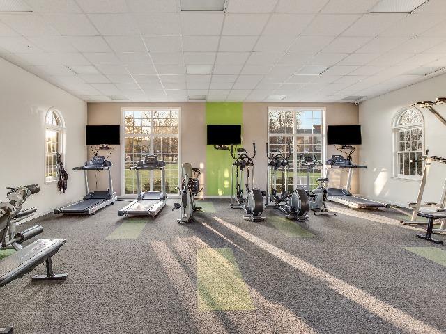 Fitness Amenities, Cincinnati, OH