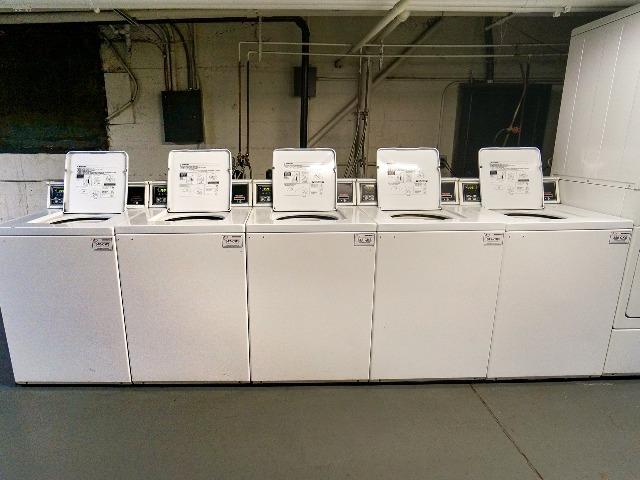 Laundry facility at the Morrowfield