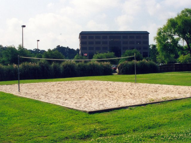Image of Sand Volleyball Court for Chateaux Dijon Apartments