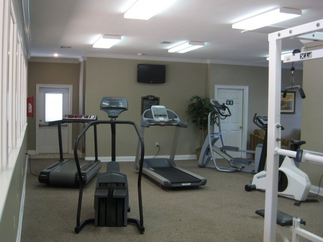 Image of Fitness Center for Maison Bocage Apartment Homes
