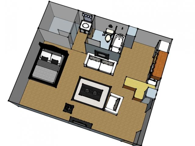 Afton Oaks Apartments