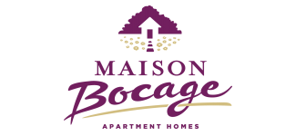 Maison Bocage Apartments Logo | 1 Bedroom Apartments In Lafayette LA | Maison Bocage Apartments