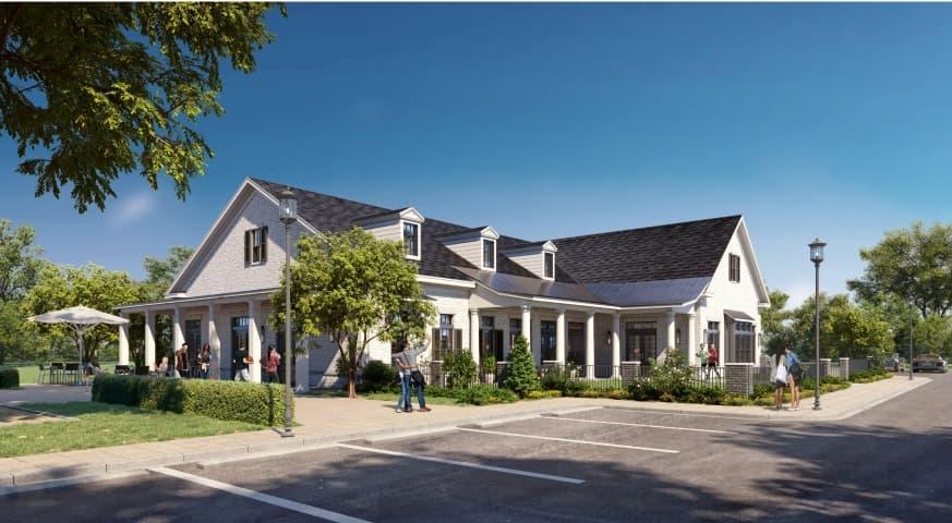 Elegant Clubhouse | Baton Rouge Apartments | Chateaux Dijon