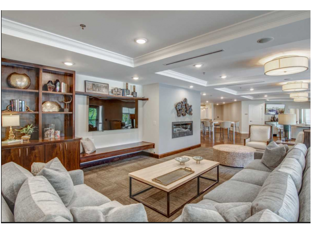 Elegant Resident Club House | Baton Rouge Luxury Apartments | Bayonne at Southshore