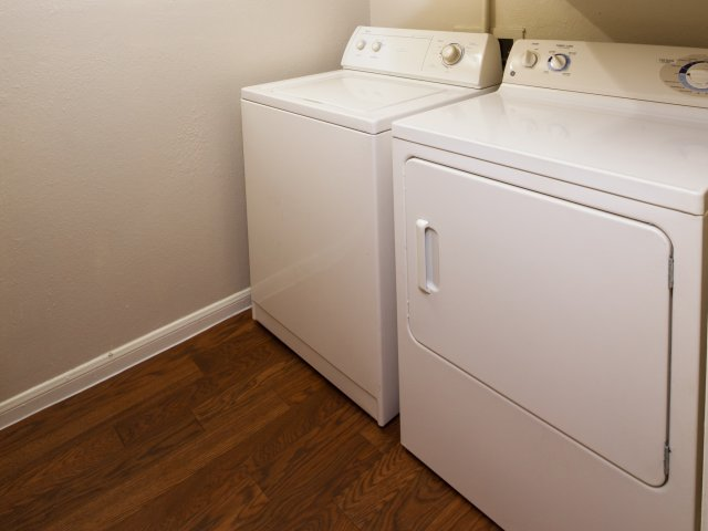 Image of Washer and Dryer in Unit for Trails of Valley Ranch (Moved to RC)