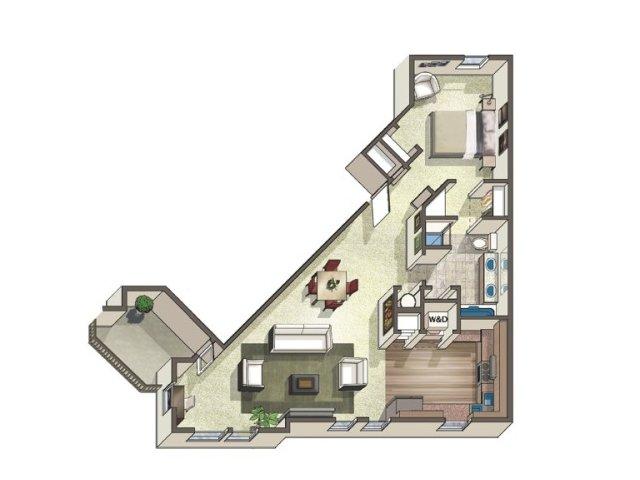 Bradburn Row Apartments