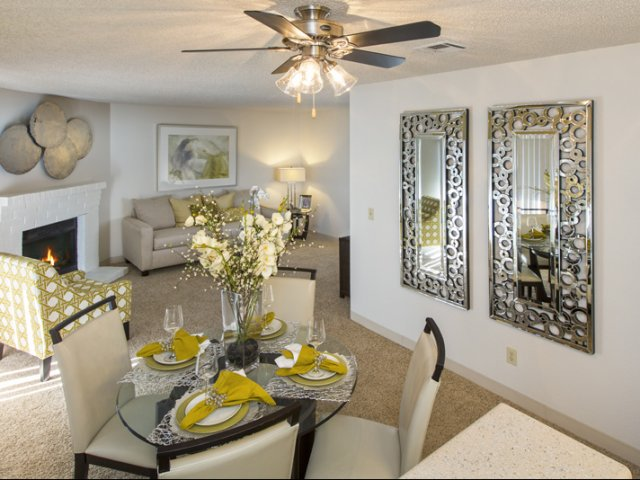 Image of Ceiling Fans for Ridgeview Place Apartments