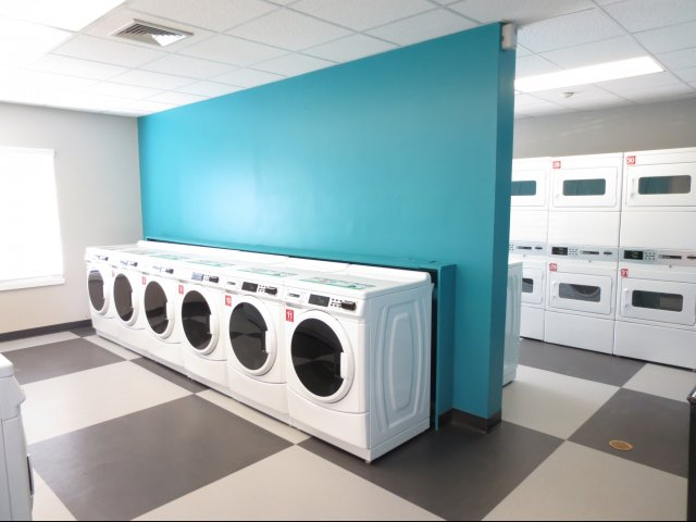 24-Hour Laundry| Apartments Homes for rent in Lowell, MA | Cabot Crossing Apartments
