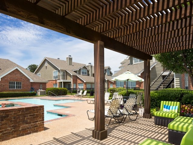 Image of Poolside Resident Lounge for Trails of Valley Ranch (Moved to RC)