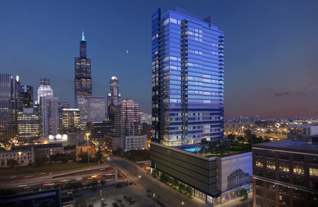 Apartments in Chicago, IL | Arkadia Tower