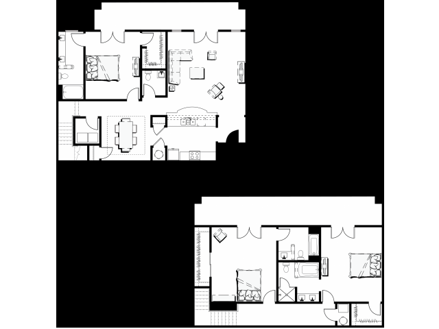 Floor Plan 12 | The Rocca