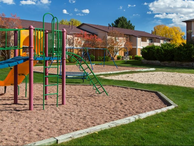 Image of Playground for Ridgeview Place Apartments
