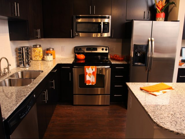 Image of Foodie's Dream Kitchen for Park Central at Flower Mound