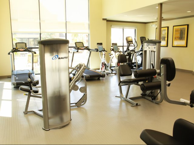 Image of Fitness Theatre for Park Central at Flower Mound