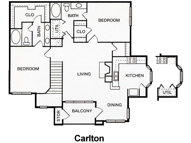 8 Lygon Floor Plans