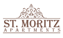 Logo | Dallas Apartments | St. Moritz Apartments