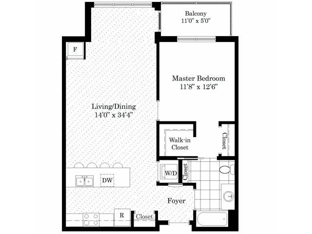 Wheaton 121 Apartments