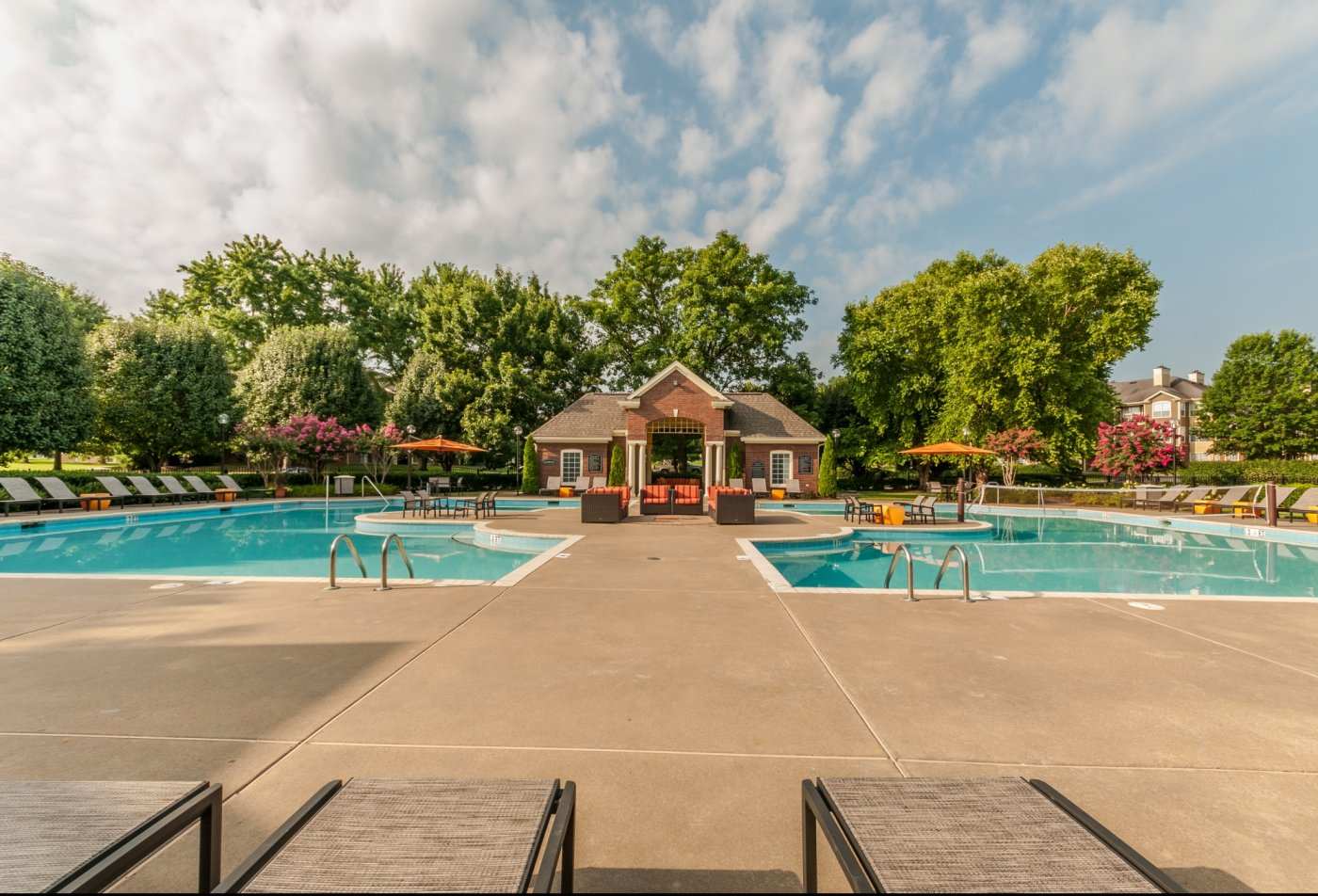 Resort Style Pool | Apartments In Nashville Tn | Cherry Creek