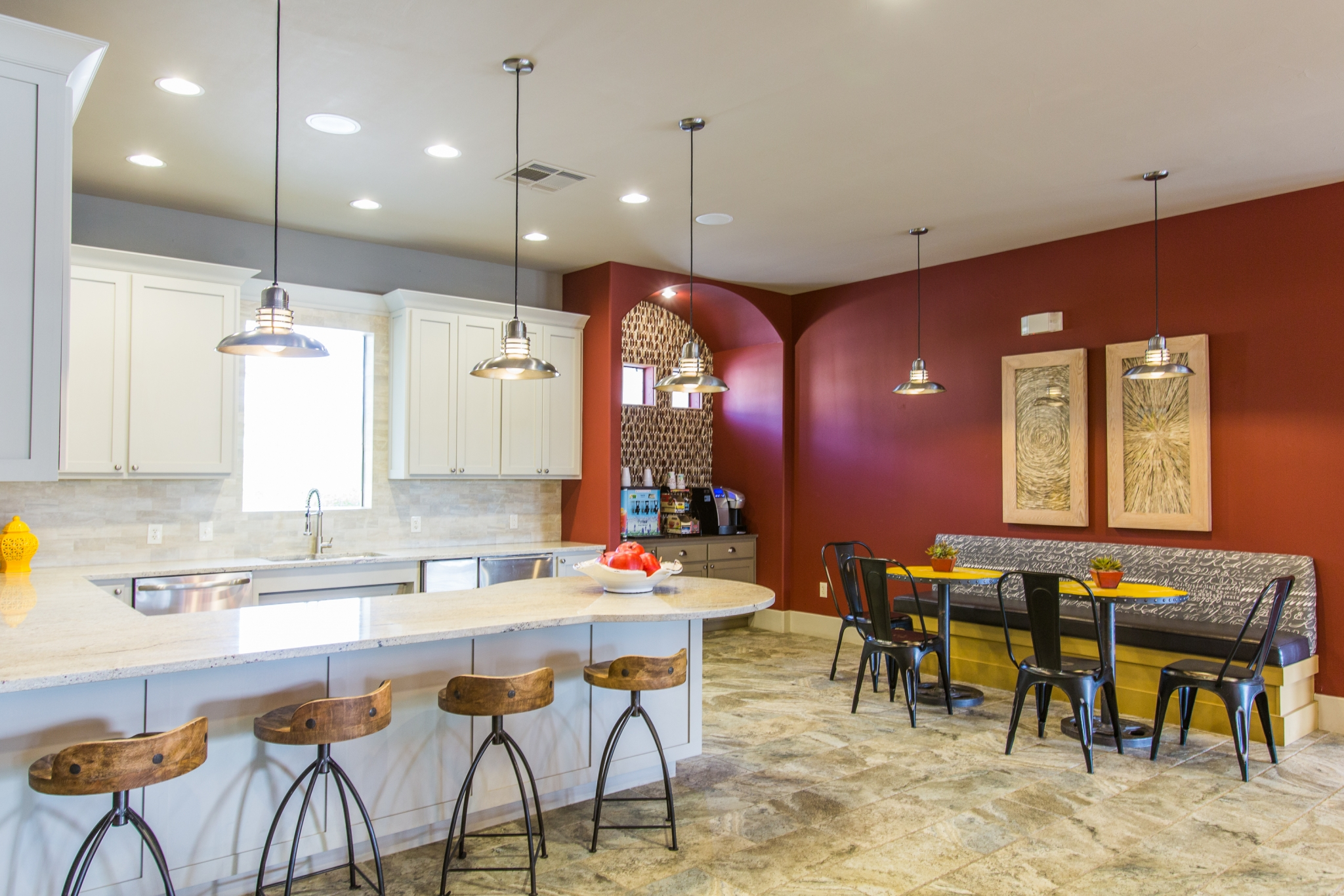 Image of Cyber Cafe for Platinum Shavano Oaks Apartments