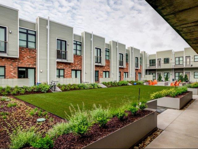 Studio Apartment Nashville nashville apt | 2100 acklen flats