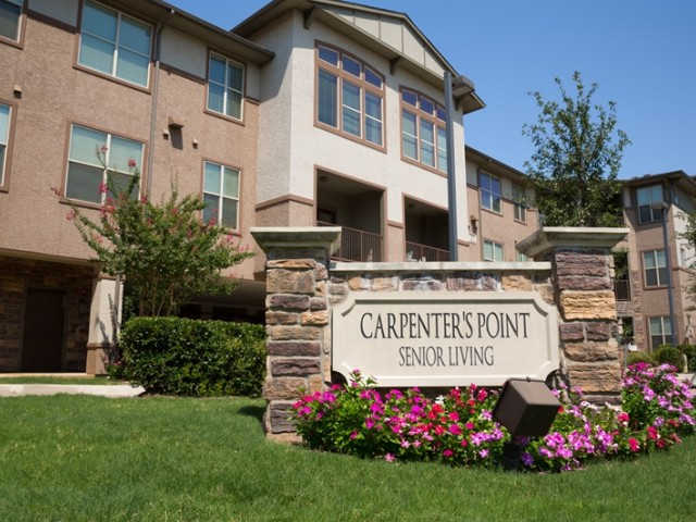 Apartments For Rent In Dallas, TX | Carpenteru0027s Point Active Adult Living