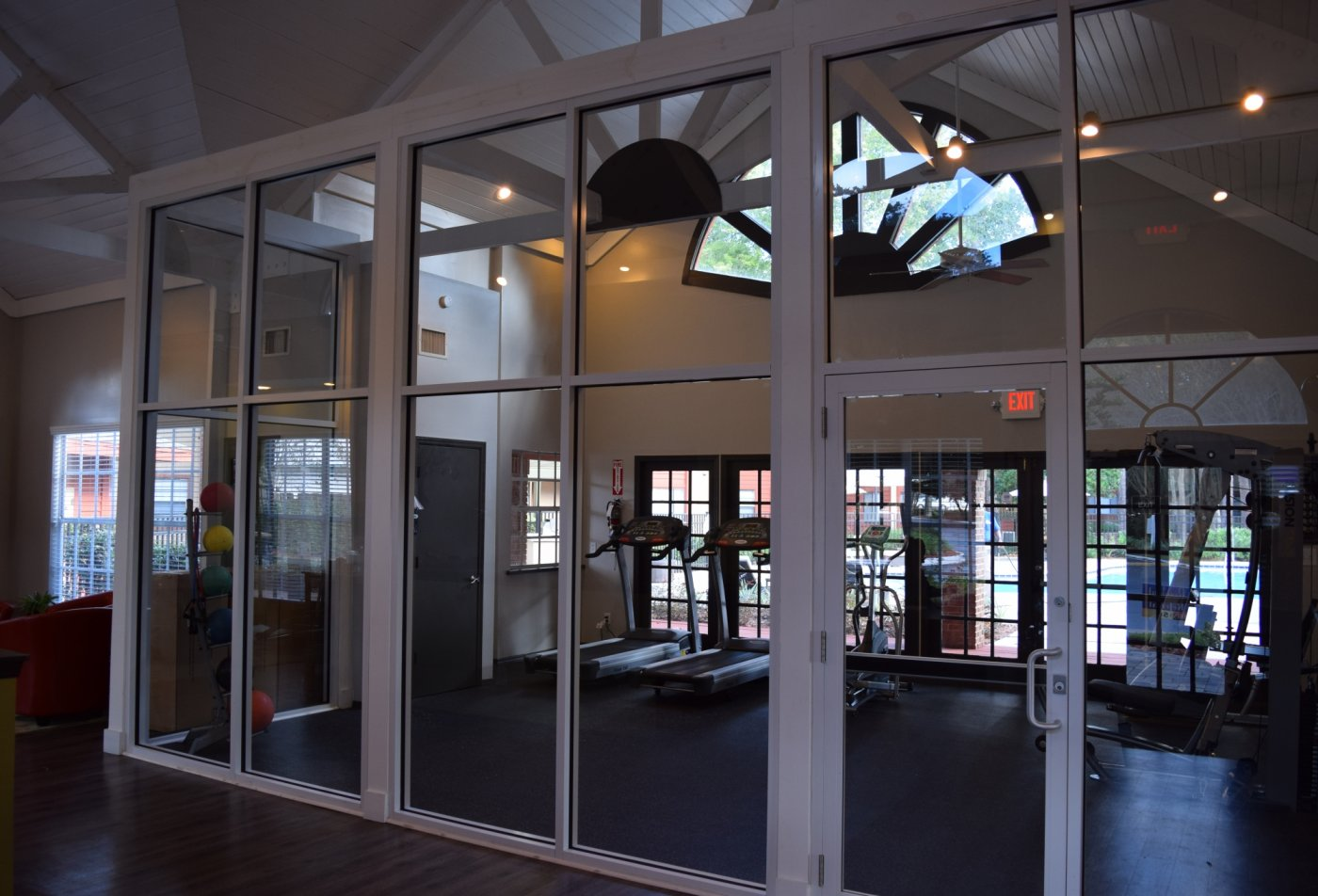 State-of-the-Art Fitness Center | Apartment Homes in Jacksonville, FL | Deerfield Apartments