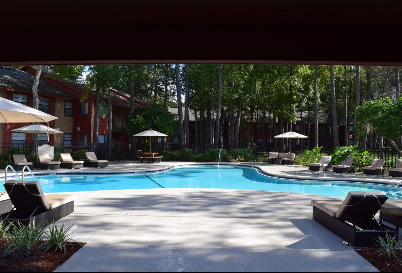 Swimming Pool | Apartment Homes In Jacksonville, FL | Deerfield Apartments  ...